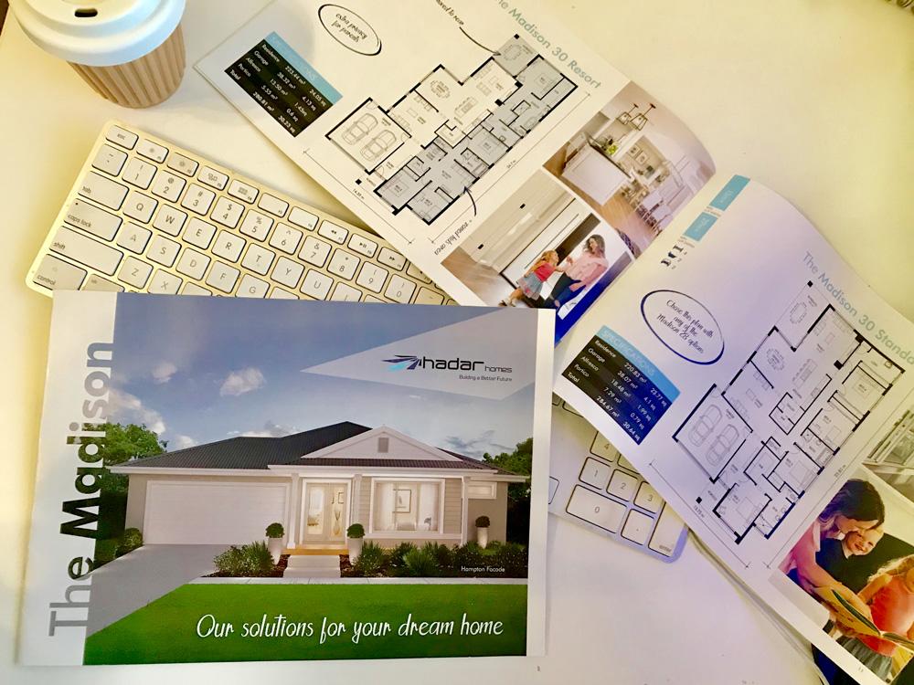 Hadar Homes Brochures