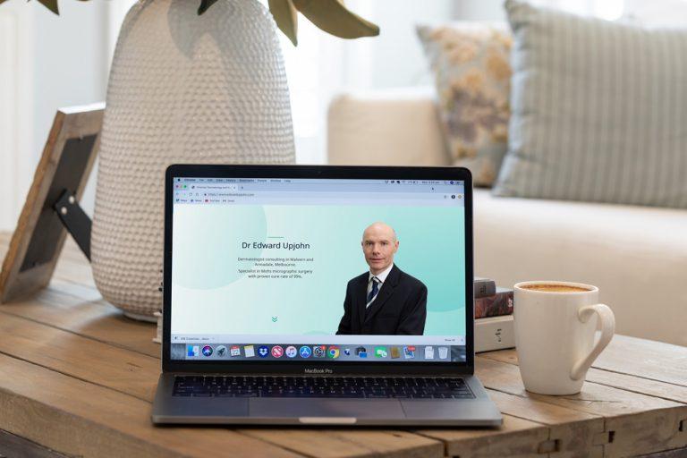 Doctor Edward Upjohn Website