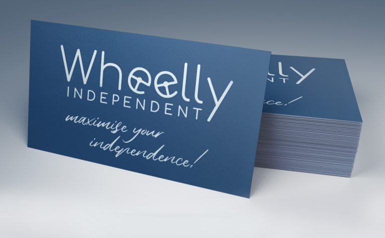 Wheelly Independent Business Card